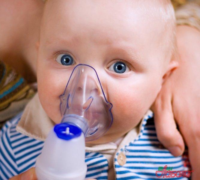 Как сделать ингаляцию ребёнку в домашних условиях